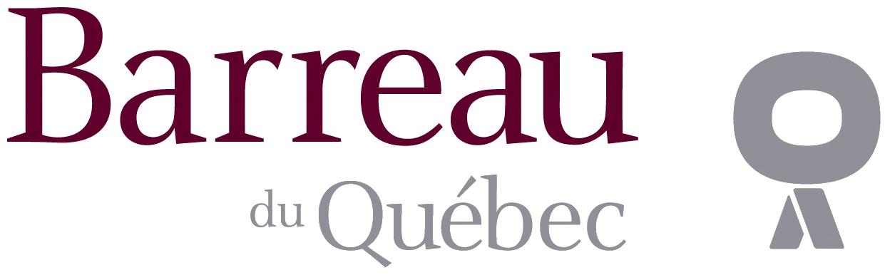 Logo Le Barreau du Québec